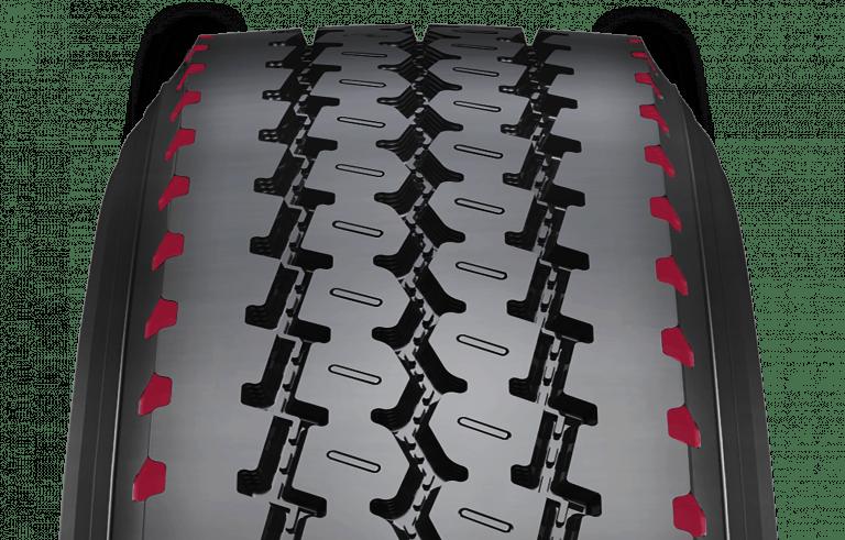 Long tyre life